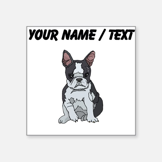 Boston Terrier (Custom) Sticker