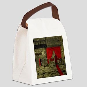 throne hall Canvas Lunch Bag