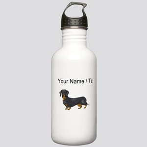 Dachshund (Custom) Water Bottle
