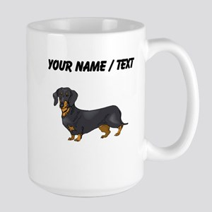 Dachshund (Custom) Mugs