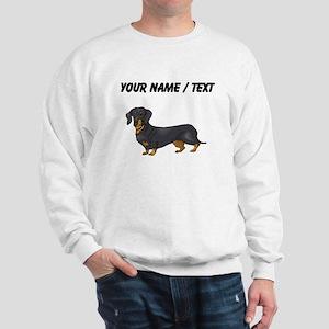 Dachshund (Custom) Sweatshirt