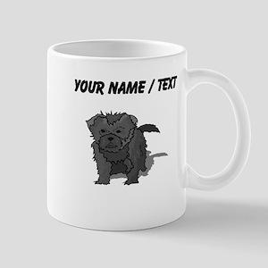 Affenpinscher Puppy (Custom) Mugs