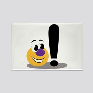 Exclamation Magnets