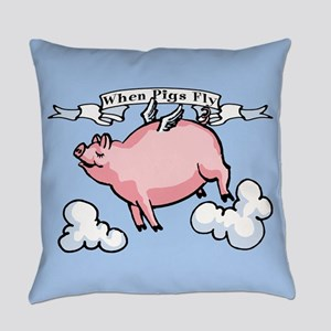 when-pigs-fly_square Master Pillow