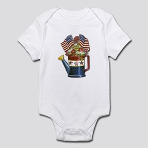 This Old Watering Can Infant Bodysuit