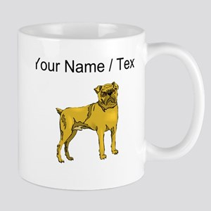 Boerboel (Custom) Mugs