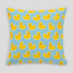 Cute Ducky Pattern Master Pillow