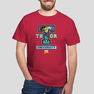 Thor University Dark T-Shirt