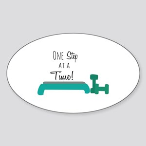 One Step Sticker