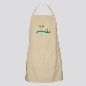 One Step Apron