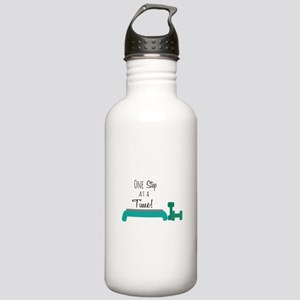 One Step Water Bottle