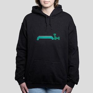 One Step Women's Hooded Sweatshirt