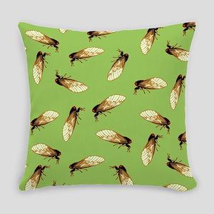 Cicada Pattern Master Pillow