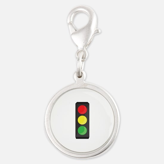 Stop Light Charms