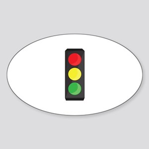 Stop Light Sticker