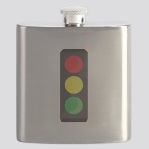 Stop Light Flask