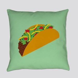 Taco Graphic Master Pillow