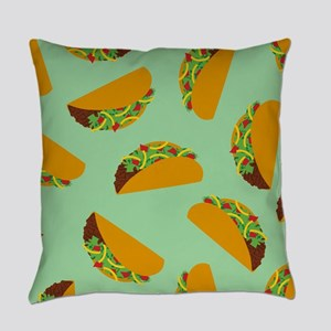 Taco Pattern Master Pillow