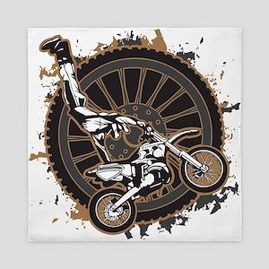 Motocross Stunt Queen Duvet