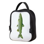 Lake Trout Namaycush v2 Neoprene Lunch Bag