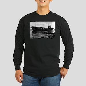 battle of midway Long Sleeve T-Shirt