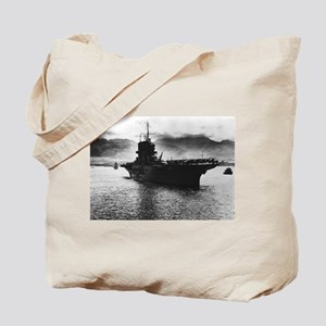 battle of midway Tote Bag