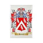Hewitt Rectangle Magnet (100 pack)