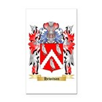 Hewitson Rectangle Car Magnet