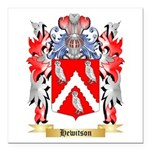 Hewitson Square Car Magnet 3