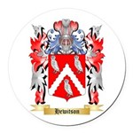 Hewitson Round Car Magnet