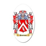 Hewitson 20x12 Oval Wall Decal