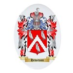 Hewitson Ornament (Oval)
