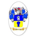 Hewings Sticker (Oval 10 pk)