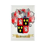 Hewgill Rectangle Magnet (100 pack)