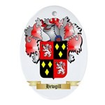Hewgill Ornament (Oval)