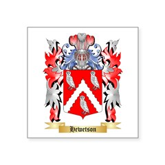 Hewetson Square Sticker 3