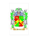 Hewer Sticker (Rectangle 50 pk)