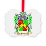 Hewer Picture Ornament