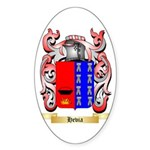 Hevia Sticker (Oval 50 pk)