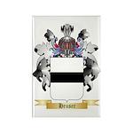 Heuser Rectangle Magnet (100 pack)