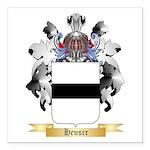 Heuser Square Car Magnet 3