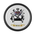 Heuser Large Wall Clock