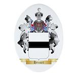 Heuser Ornament (Oval)