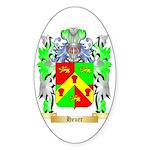 Heuer Sticker (Oval 10 pk)