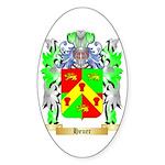 Heuer Sticker (Oval 50 pk)