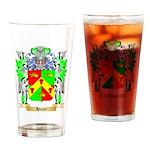 Heuer Drinking Glass