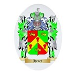 Heuer Ornament (Oval)