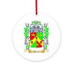 Heuer Ornament (Round)
