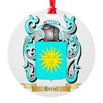 Hetzel Round Ornament