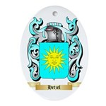 Hetzel Ornament (Oval)